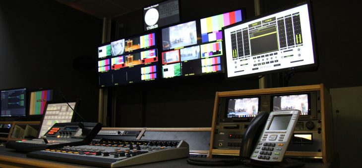 New Broadcast Control Room for Telegraph Media Group
